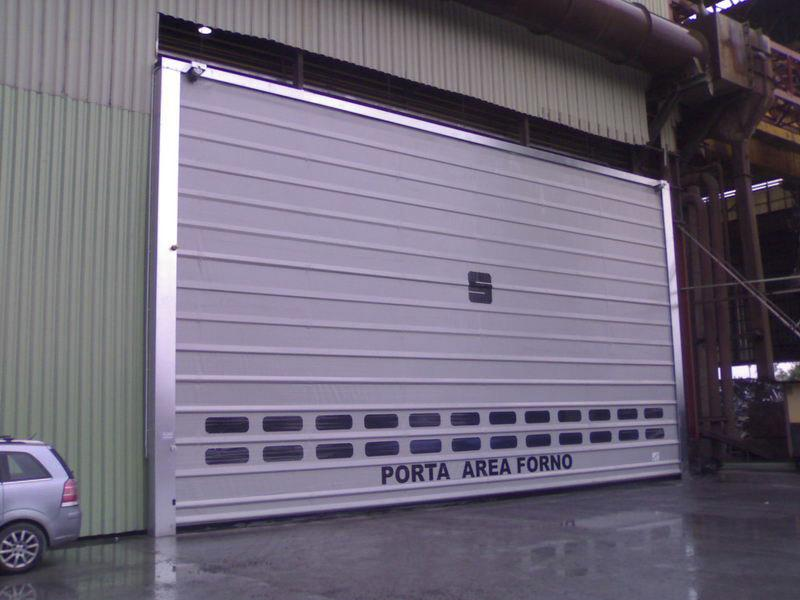 bmp flexible high speed door