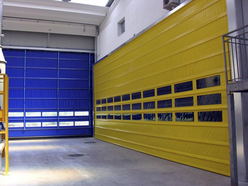 high speed folding doors