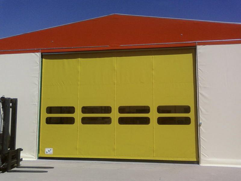 pvc roll up door dynamicroll industry