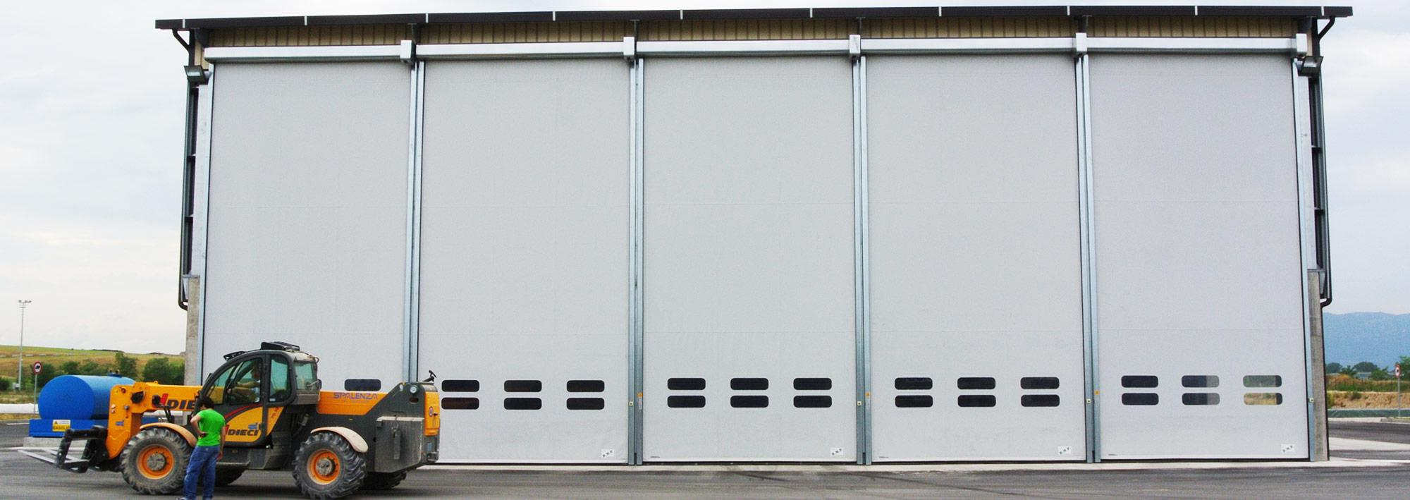 high speed roll up doors dynamicroll