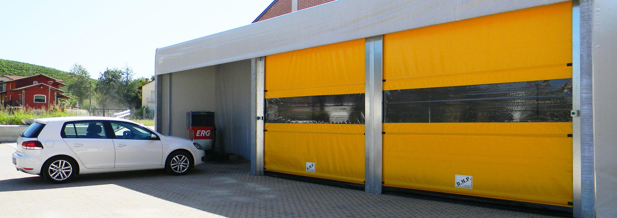 high speed roll up door dynamicroll