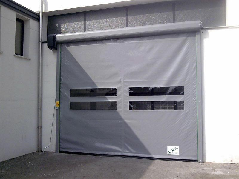 self repairing high speed door dynamicroll