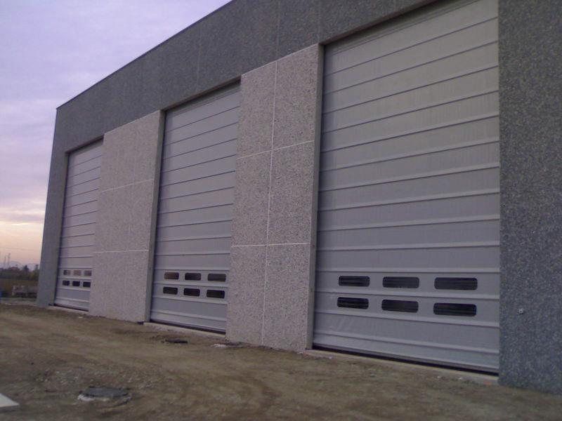 high speed folding doors pack industry