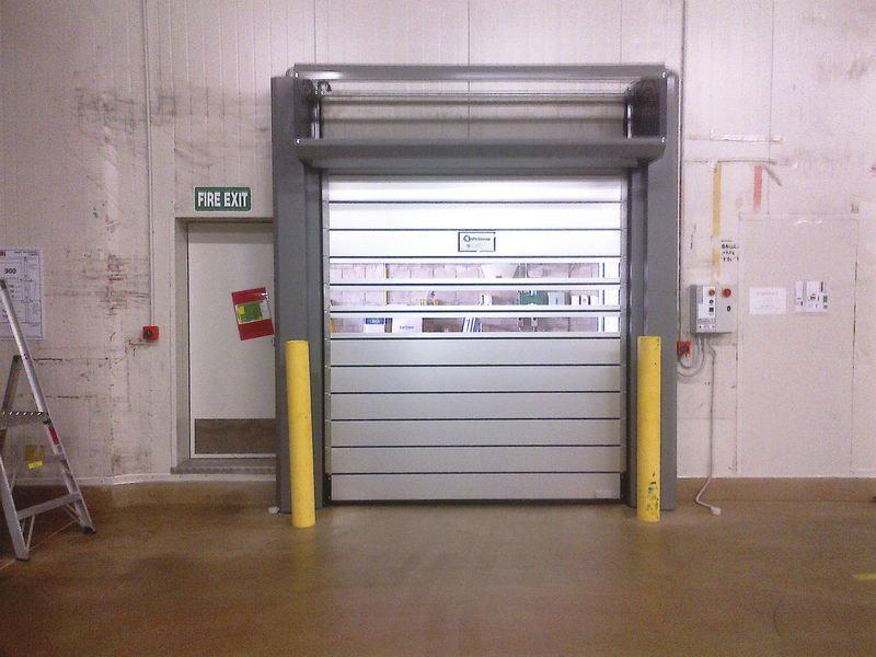 industrial door spiral Iso40