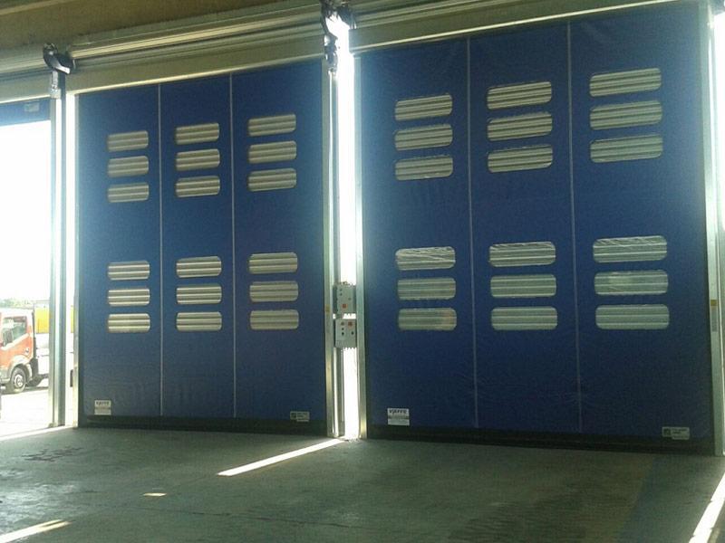 porte serrande avvolgibili industriali komby
