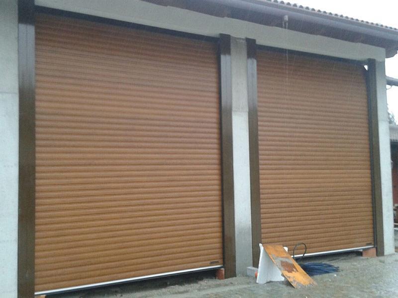 persiana enrollable puerta de garaje classic