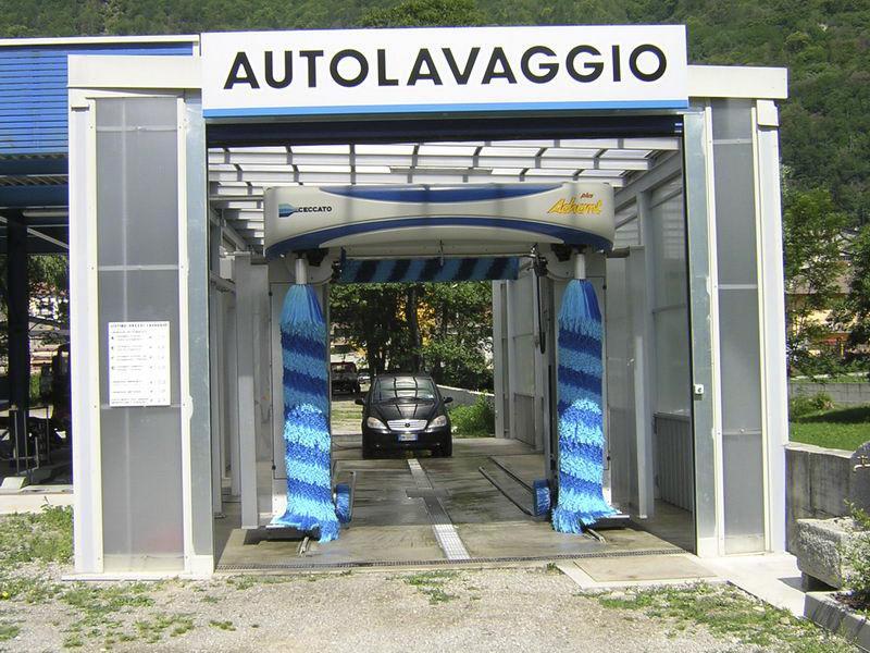 puerta enrollable autorreparadora para lavados de coches dynamicroll wash