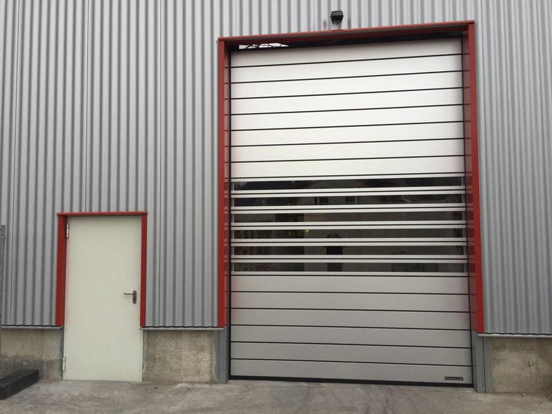 puerta enrollable espiral Iso40