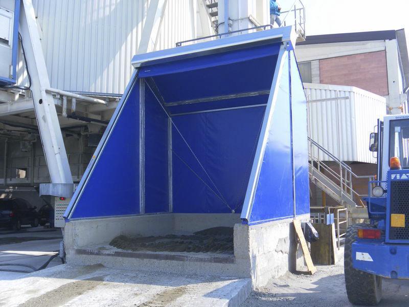 puerta industrial compacta DynamicRoll