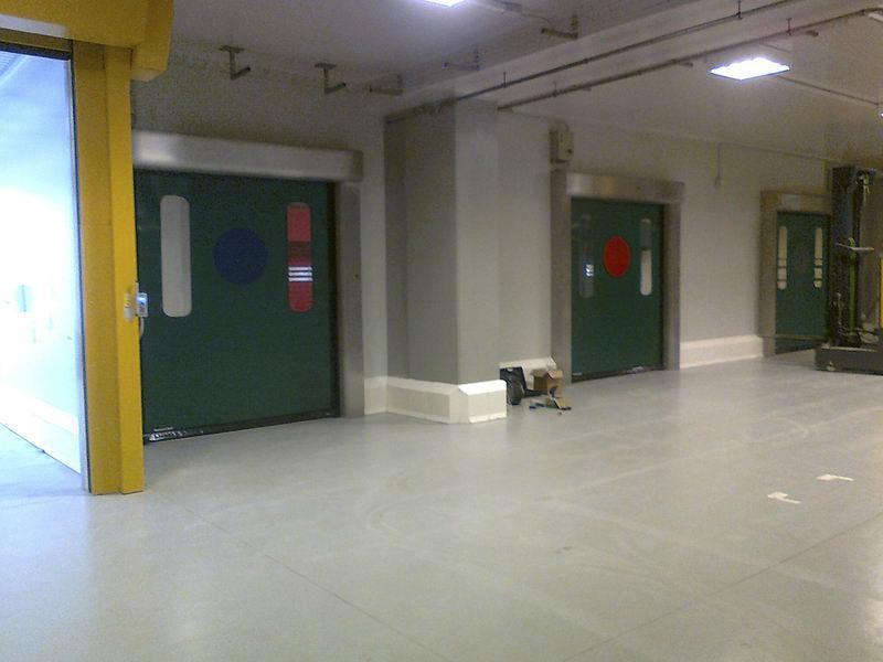 puertas para salas blancas clean rooms