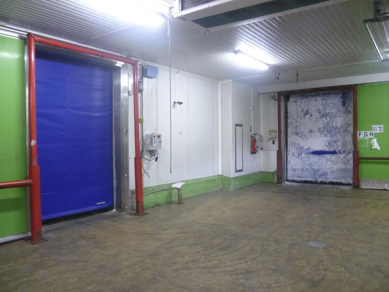 puertas rápidas aisladas autorreparadoras Frigo1