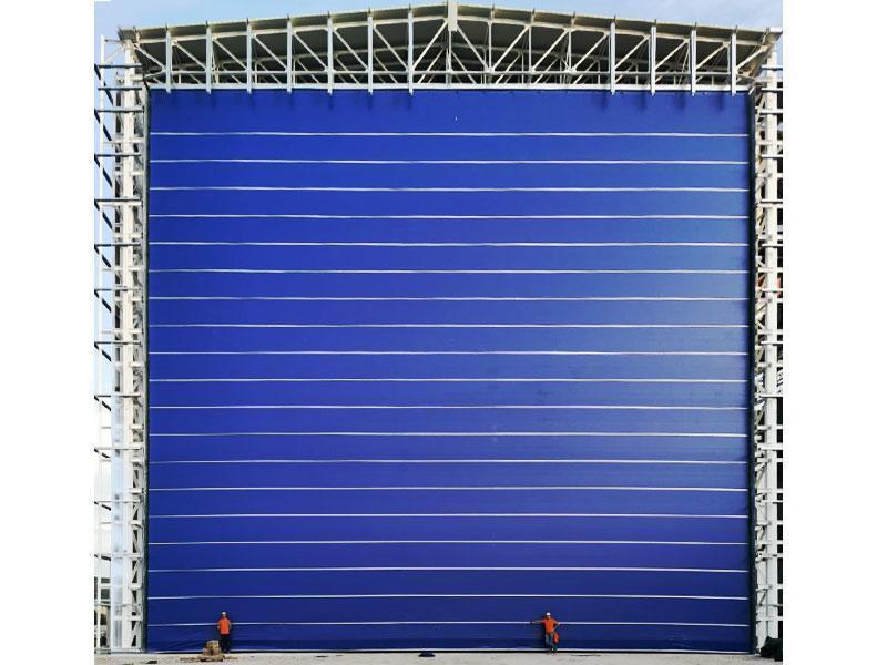 porta impacchettamento per hangar