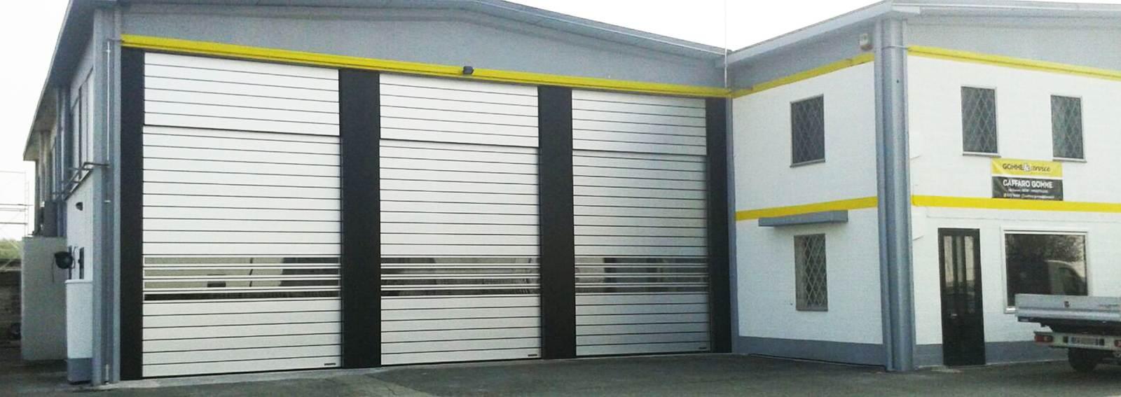industrial doors spiral